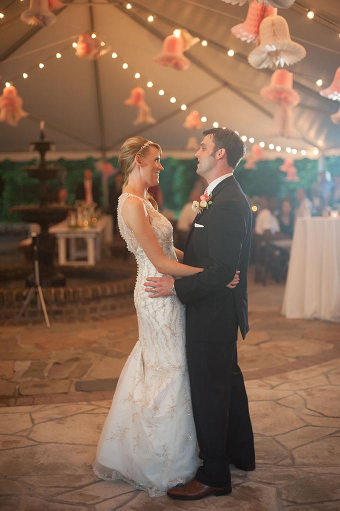 handmade southern wedding | Stephanie A Smith Photography | Glamour & Grace