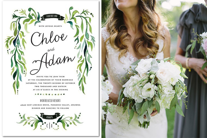 picking the perfect invitations