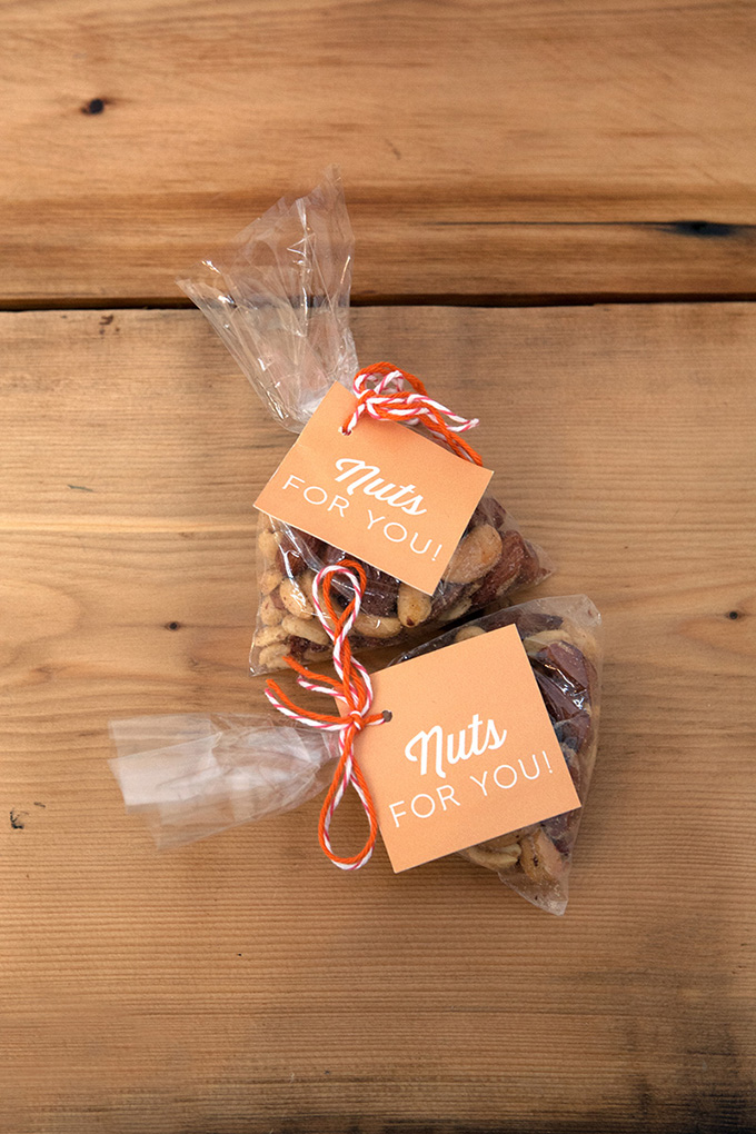 nuts for you favors | Tammy Swales | Glamour & Grace