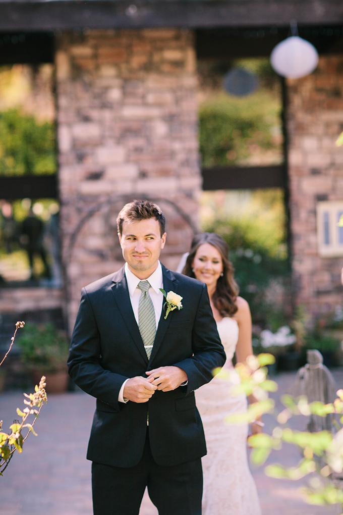 first look | Courtney Stockton Photography | Glamour & Grace