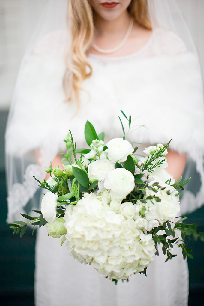 vintage green and gold wedding inspiration | Jamie Zanotti Photography | Glamour & Grace