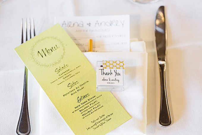 place setting | Courtney Bowlden Photography | Glamour & Grace