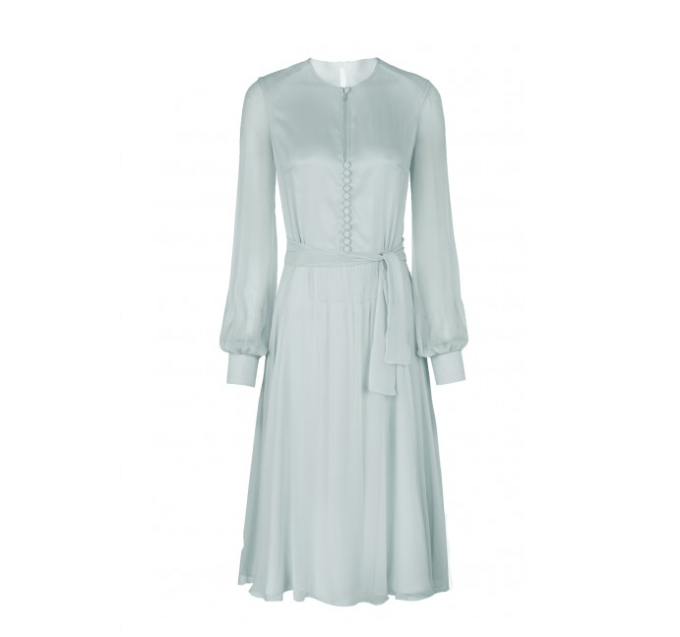 Wallis Simpson wedding dress look alike