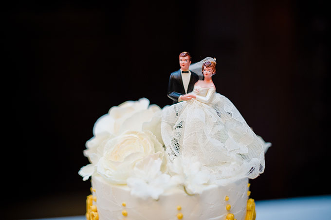 heirloom cake topper | Robyn Blasi Photography | Glamour & Grace