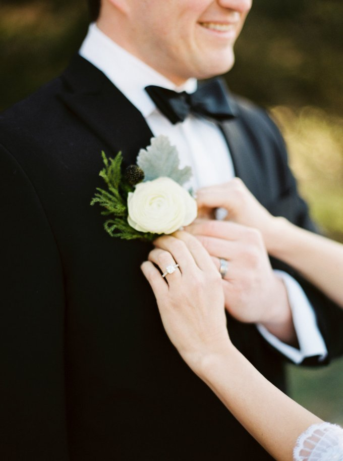 black tie groom   Elizabeth Ngundue Photography   Glamour & Grace