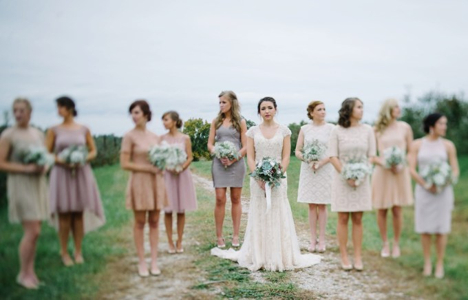 handmade farm wedding | Lauren Love Photography | Glamour & Grace