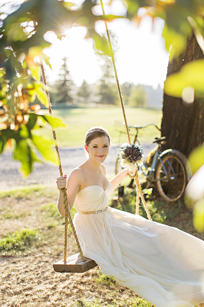 Sarah Seven gown | Courtney Bowlden Photography | Glamour & Grace