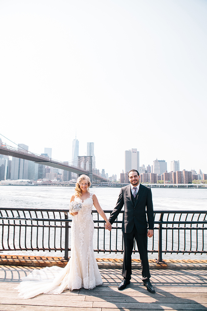 handmade NYC wedding | Samantha Lauren Photographie | Glamour & Grace
