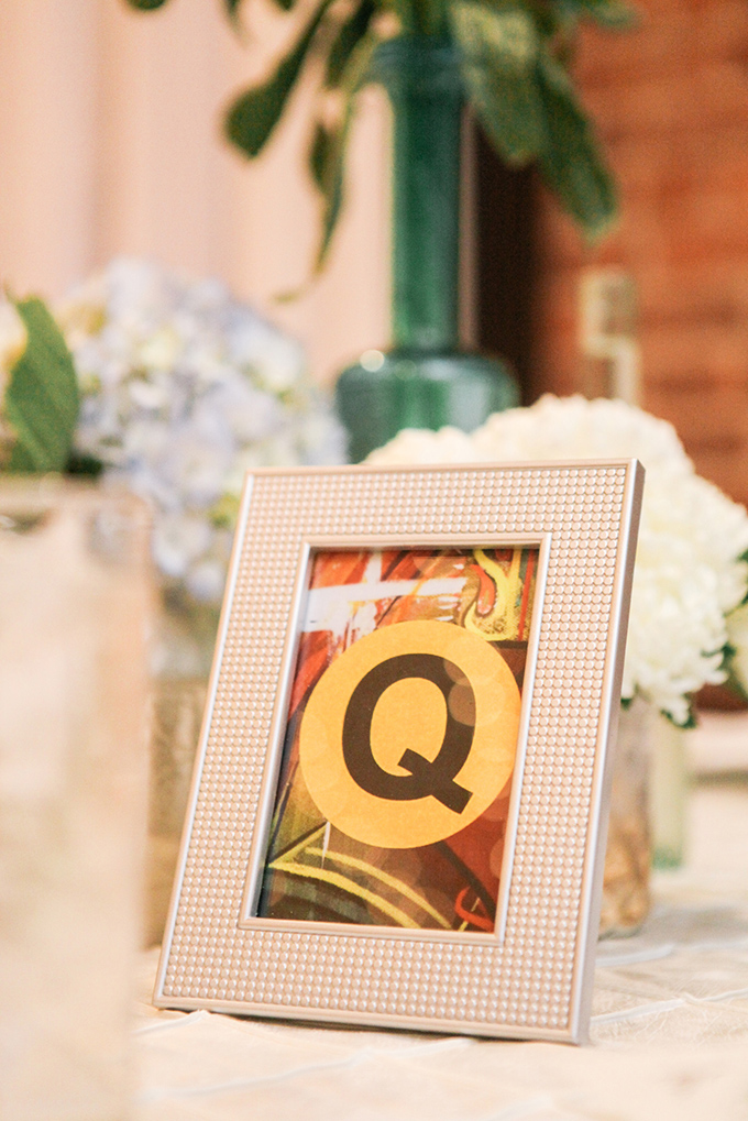 NYC subway table numbers | Samantha Lauren Photographie | Glamour & Grace