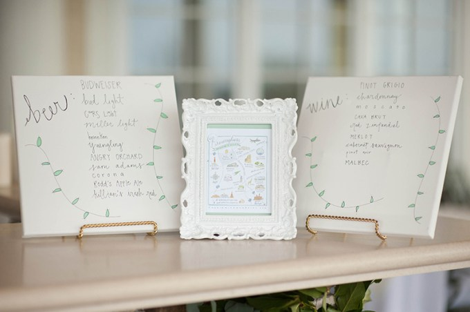 pastel vintage wedding | Stacy Richardson Photography | Glamour & Grace