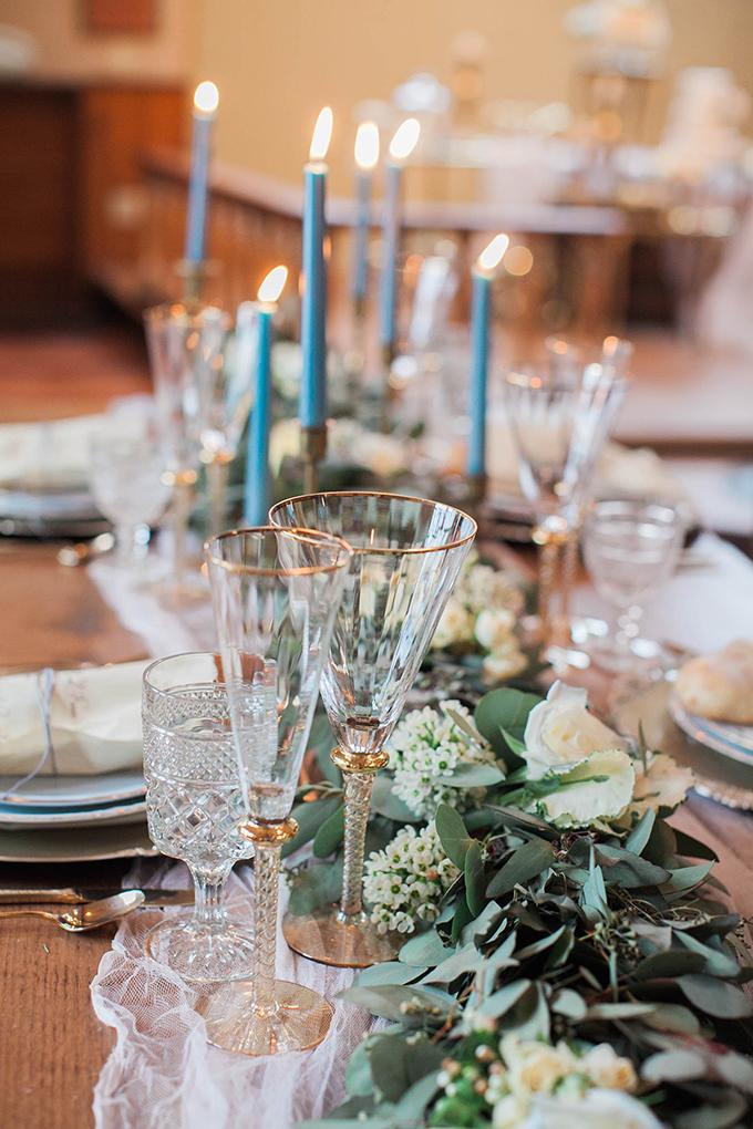 romantic French winter wedding | Bridget Rochelle Photography | Glamour & Grace