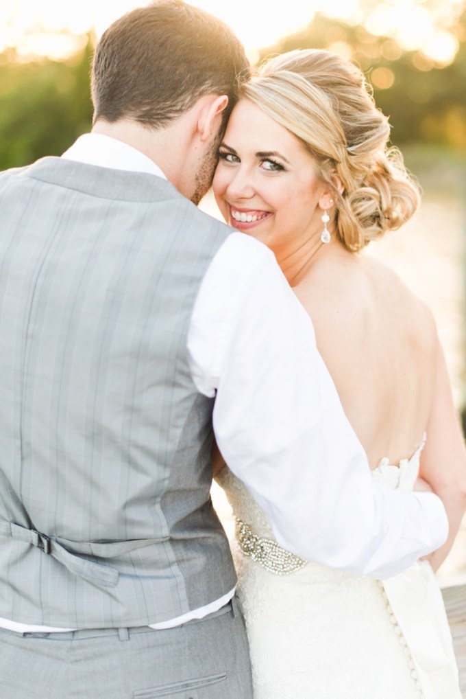 bright springtime wedding | Kate Supa Photography  | Glamour & Grace
