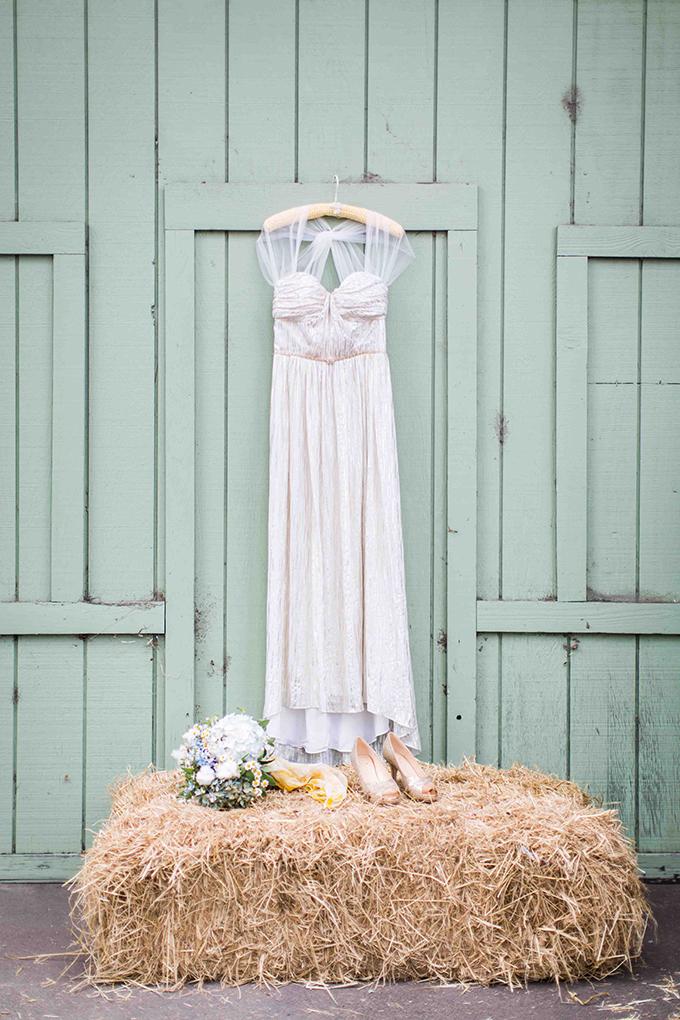 handmade rustic wedding | Blueberry Photography | Glamour & Grace