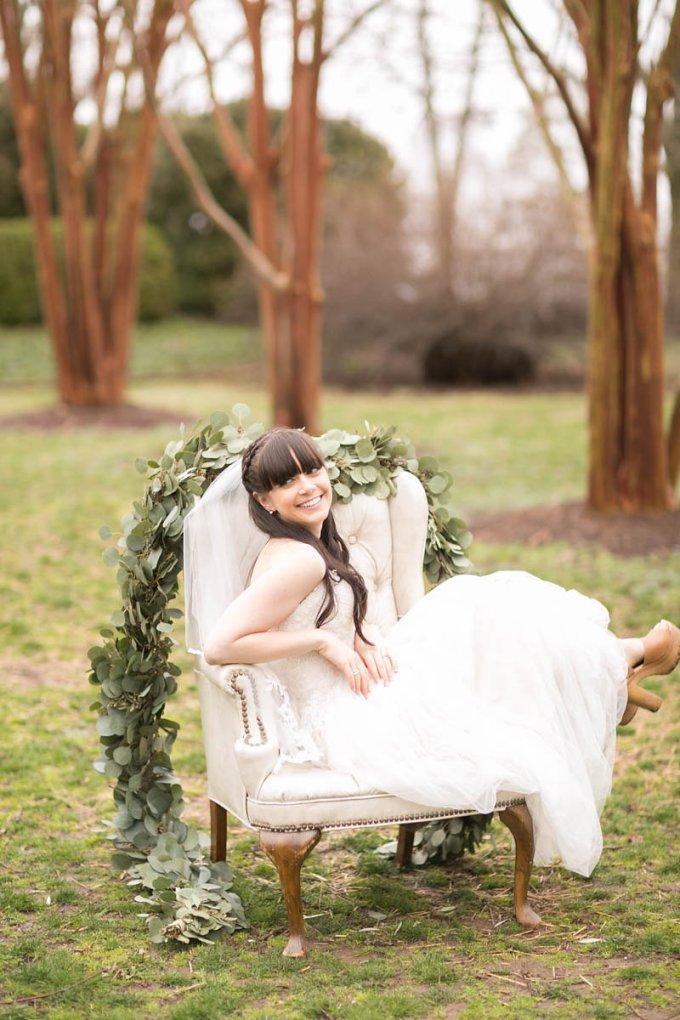secret garden wedding inspiration | V.A. Photography | Glamour & Grace