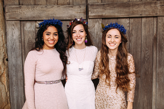 whimsical boho wedding | Kristen Curette Photography | Glamour & Grace