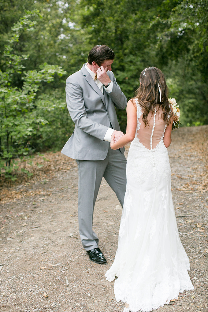 first look | Anna Marks Photography | Glamour & Grace