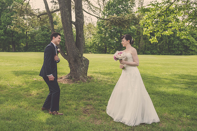 first look | Katie Slater Photography | Glamour & Grace