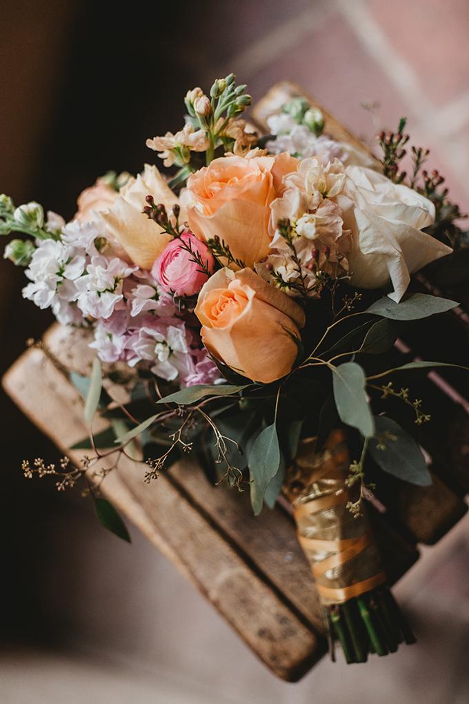 bouquet | L.A. Birdie Photography | Glamour & Grace