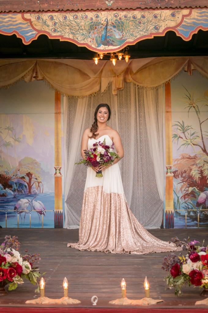 whimsical boho wedding inspiration | Jessamyn Harris | Glamour & Grace