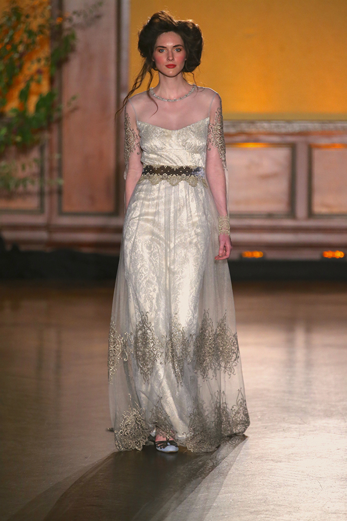 Claire Pettibone Bridal Fall/Winter 2016