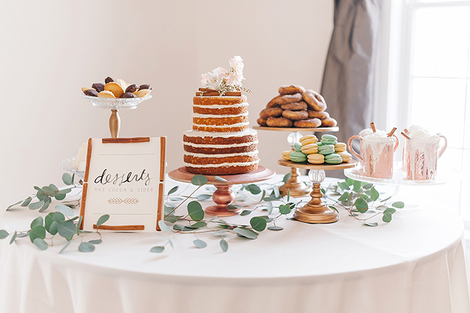 romantic winter wedding inspiration | Amanda Adams Photography | Glamour & Grace