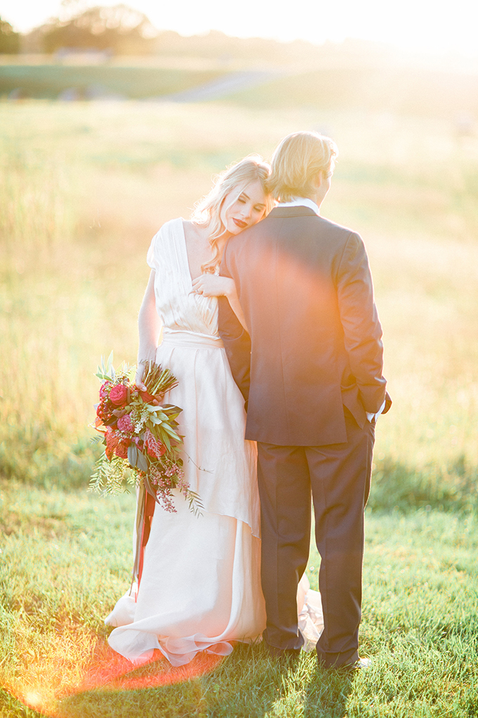 romantic fall wedding inspiration | Mikaela Marie Photography | Glamour & Grace