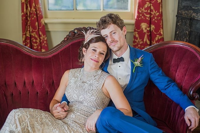 vintage New Orleans wedding | Heirloom Collective | Glamour & Grace