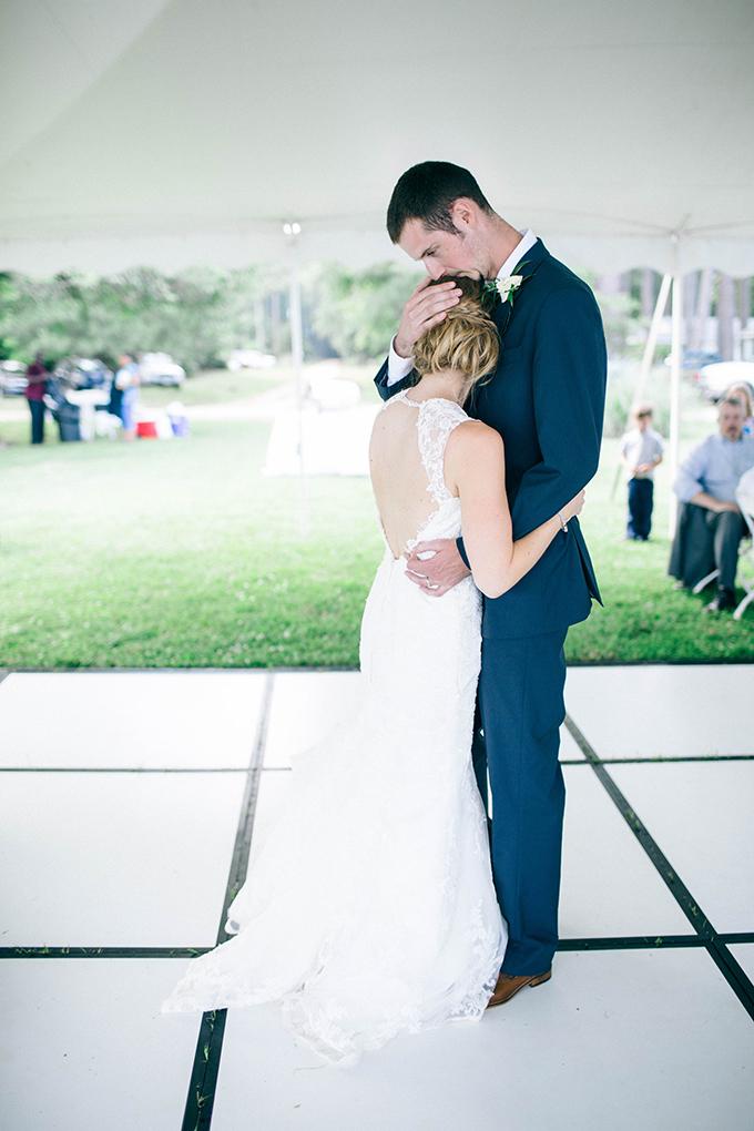 handmade backyard wedding | Nikki Santerre | Glamour & Grace