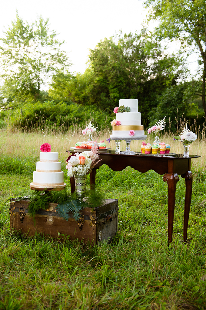 Victorian safari wedding inspiration | Traci J. Brooks Studios | Glamour & Grace