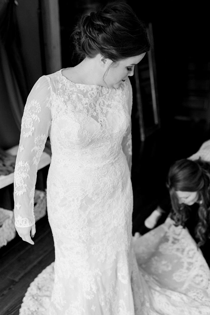 garden brunch wedding | Amy Nicole Photography | Glamour & Grace