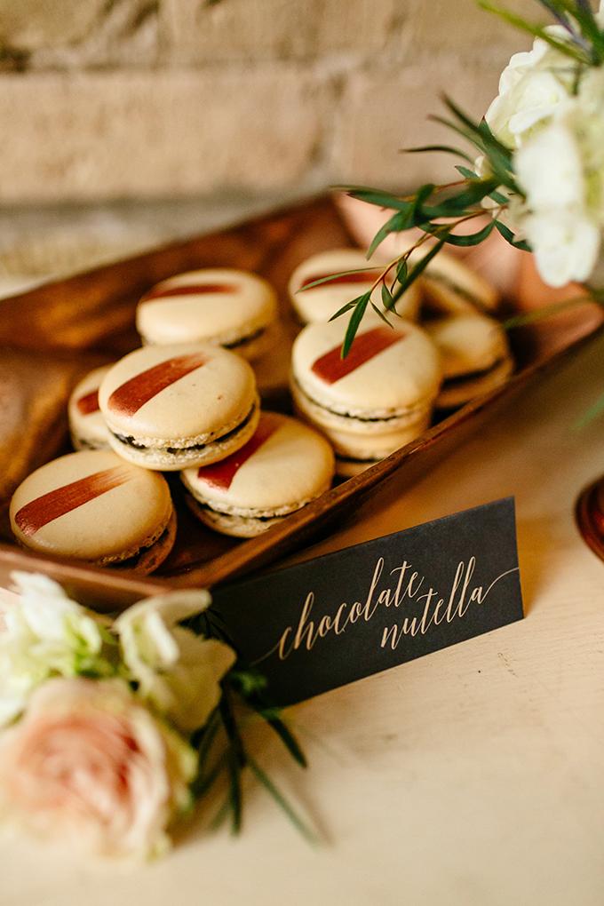 organic citrus wedding inspiration | Leah Fontaine Photography | Glamour & Grace