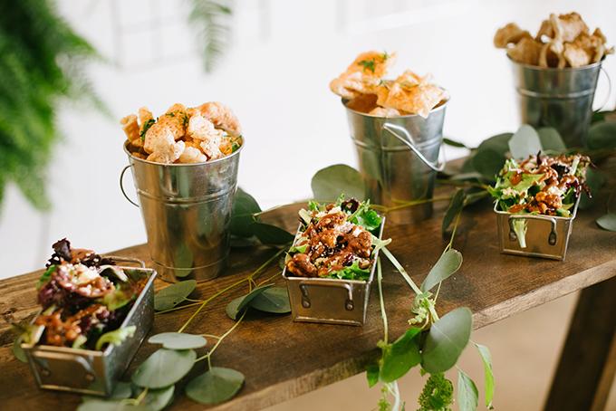 organic industrial wedding inspiration   Christiansen Photography   Glamour & Grace