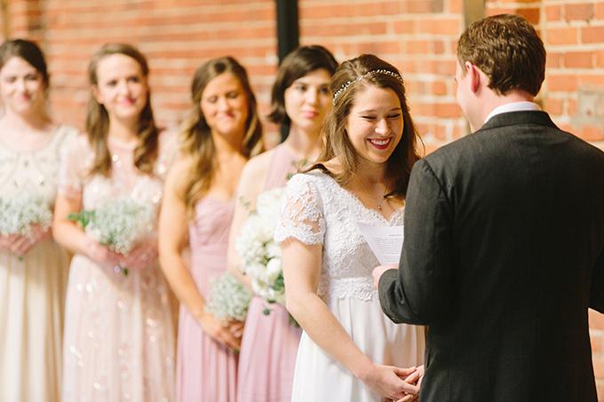 urban heirloom wedding | JoPhoto | Glamour & Grace