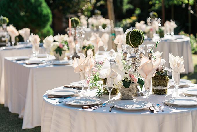 handmade vintage backyard wedding | Dan & Erin PhotoCinema | Glamour & Grace