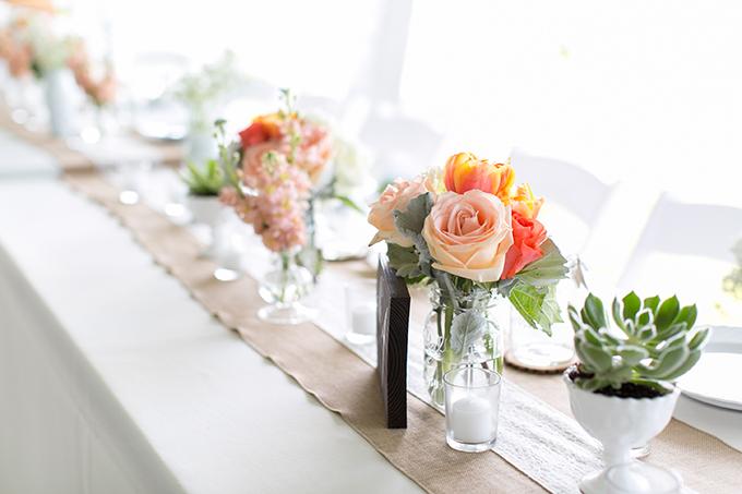 orange spring wedding | Jessica Ryan Photography | Glamour & Grace