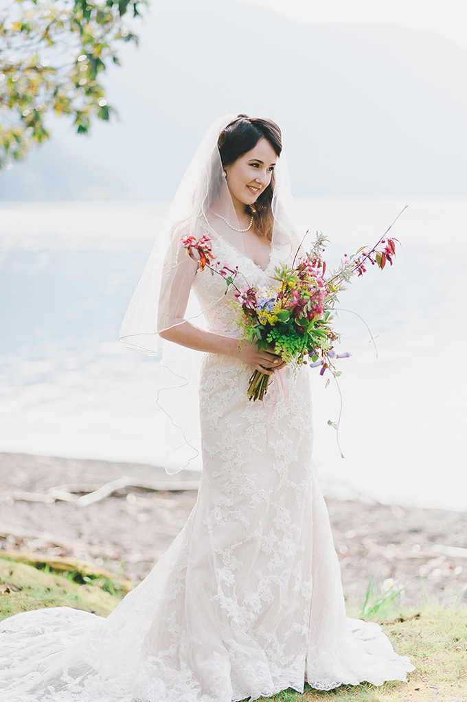 romantic mountain wedding inspiration | Adrien Craven Photography | Glamour & Grace