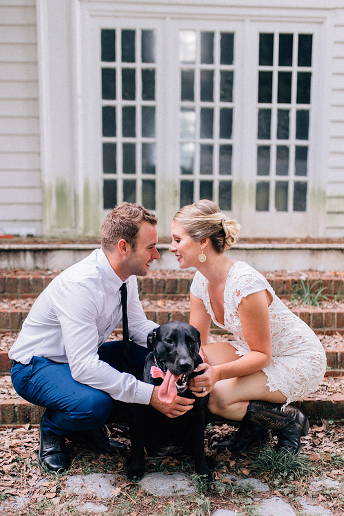 sweet Virginia engagement session | Abbey Leigh Photography | Glamour & Grace