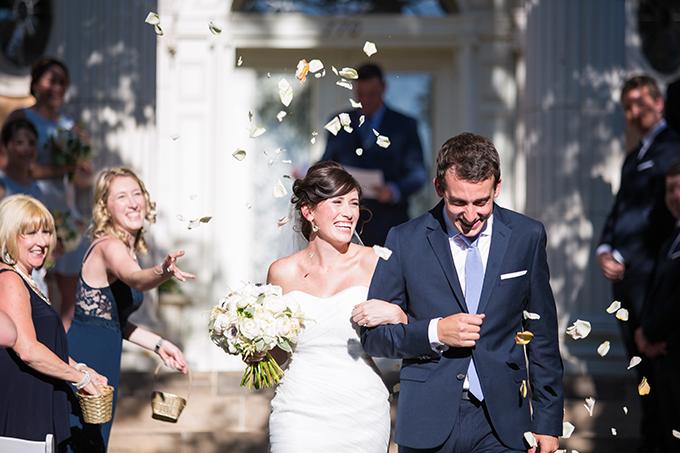 intimate mansion wedding | Amy Caroline Photography | Glamour & Grace