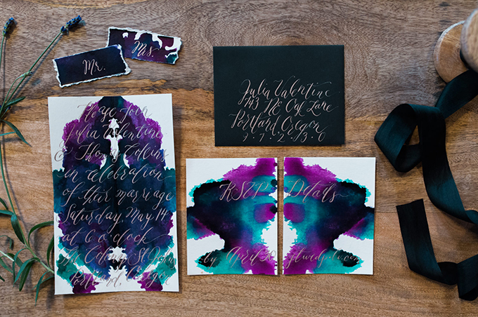 dark and moody wedding inspiration   Briana Morrison Photography   Glamour & Grace