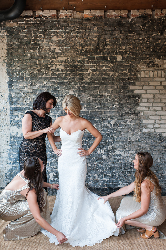 modern geometric wedding | Sarah & Ben | Glamour & Grace