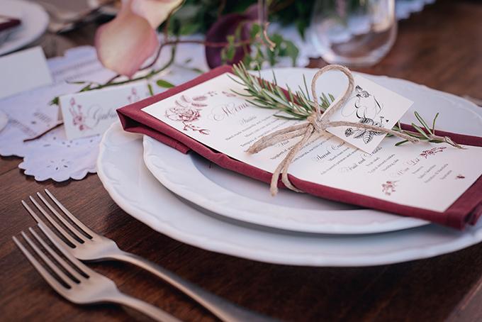 romantic Italian wedding inspiration | Andrea Antohi | Glamour & Grace