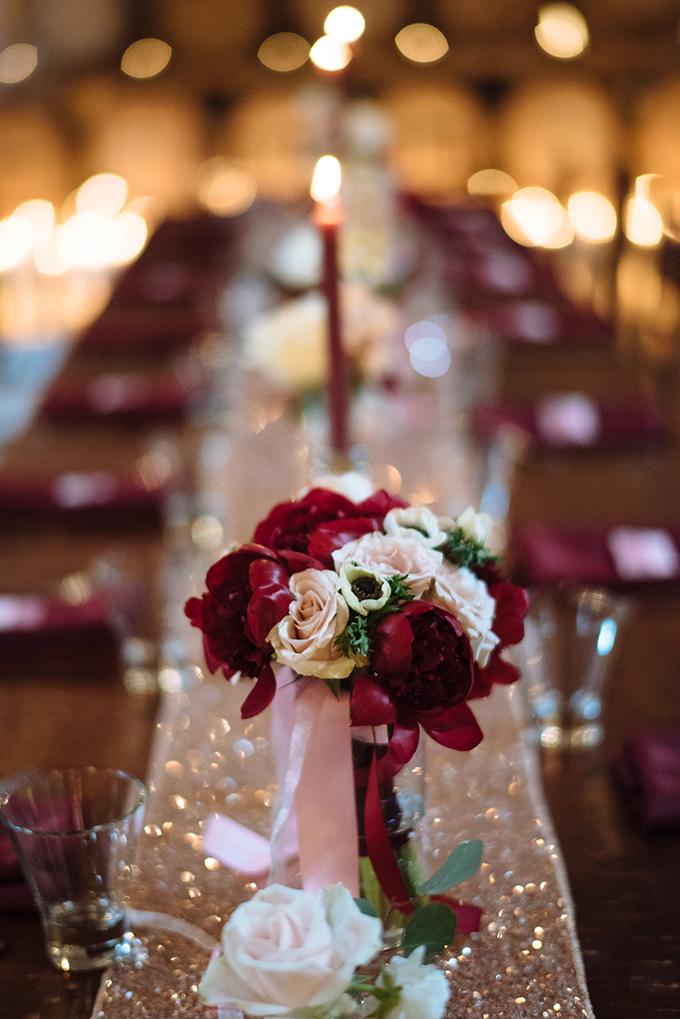blush and wine wedding | Shane Macomber | Glamour & Grace-34