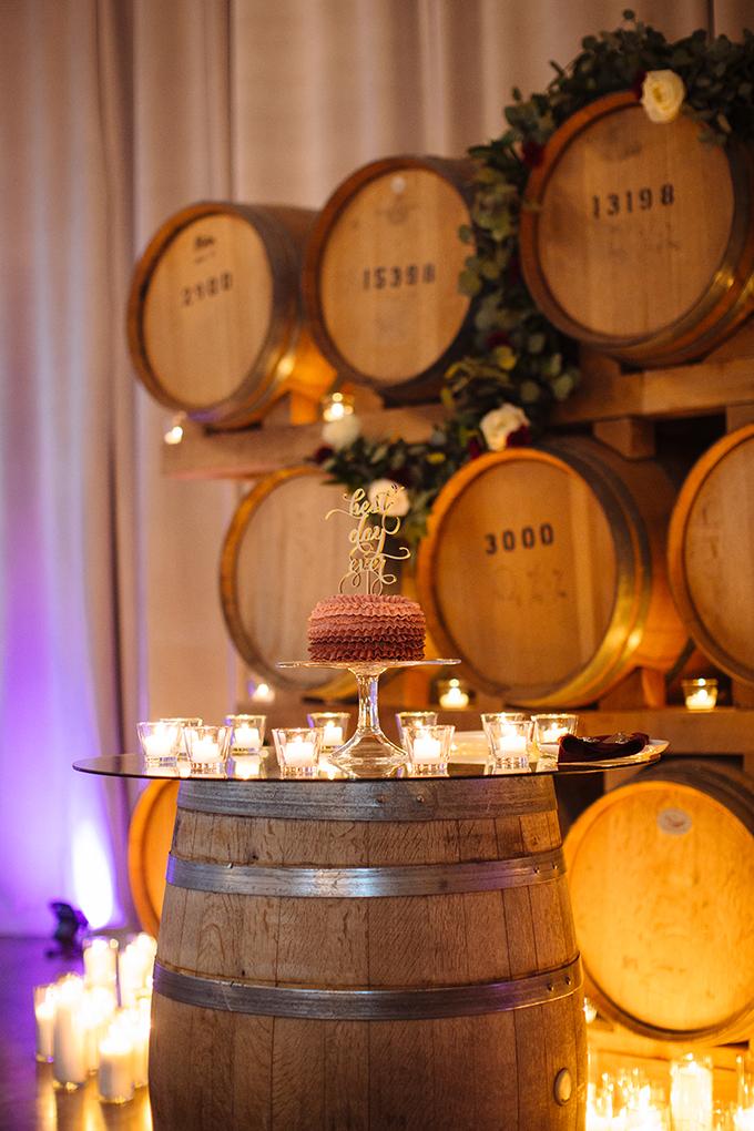 blush and wine wedding | Shane Macomber | Glamour & Grace-37
