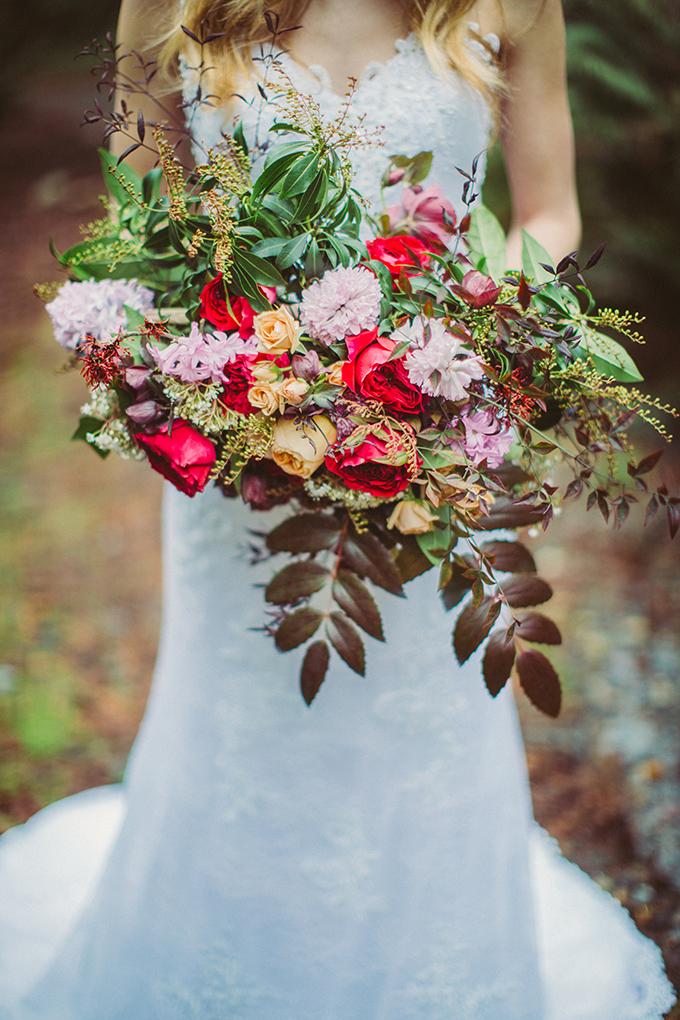 autumn bouquet | Picture Marvelous | Glamour & Grace