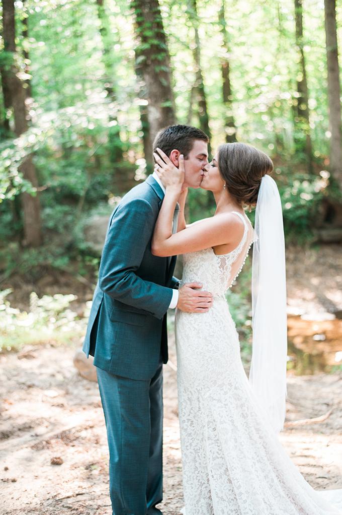 elegant cliffside Southern wedding   Cotton & Clover Photography   Glamour & Grace-16