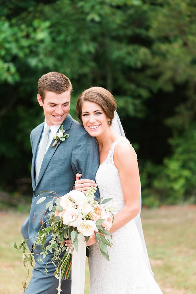 elegant cliffside Southern wedding   Cotton & Clover Photography   Glamour & Grace-32