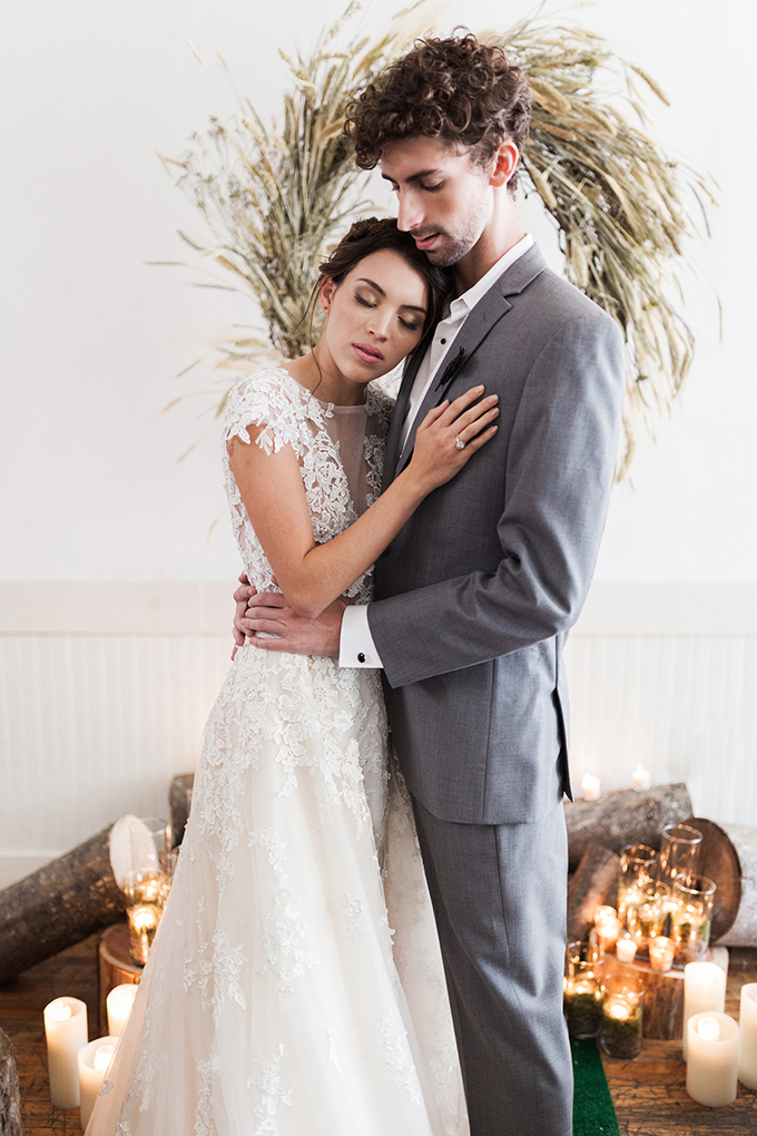 handmade mountain wedding inspiration | Angela Cardenas Photography | Glamour & Grace-11
