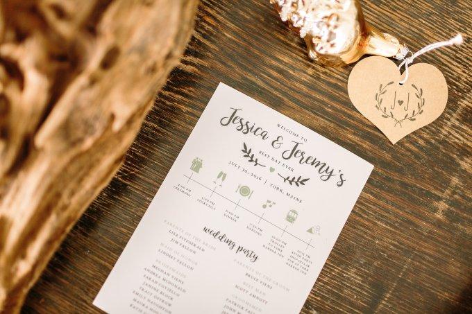 romantic greenery coastal wedding | Lex Nelson Photography | Glamour & Grace-26