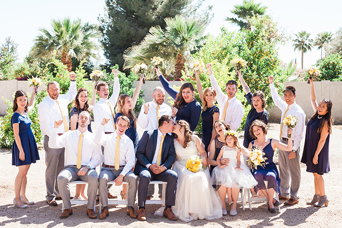 colorful lemon orchard wedding | April Maura Photography | Glamour & Grace-22