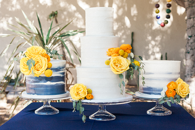 colorful lemon orchard wedding | April Maura Photography | Glamour & Grace-36